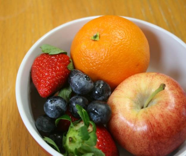 Fruit 2M - fruit bowl