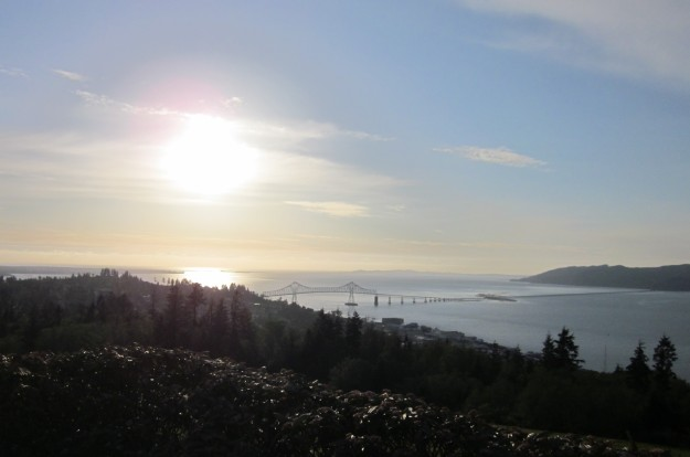 Astoria Bridge - later afternoon