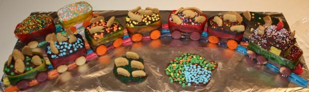 Cake - Circus Train