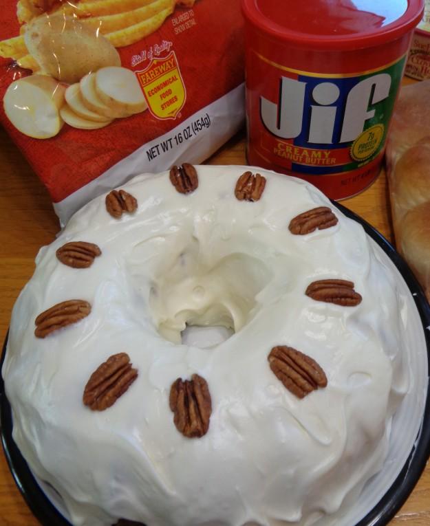 Cake - Pumpkin
