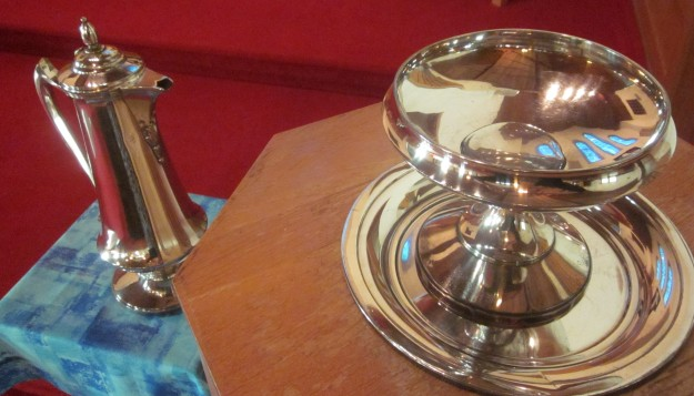 Worship - Bethany - Baptism set with reflection