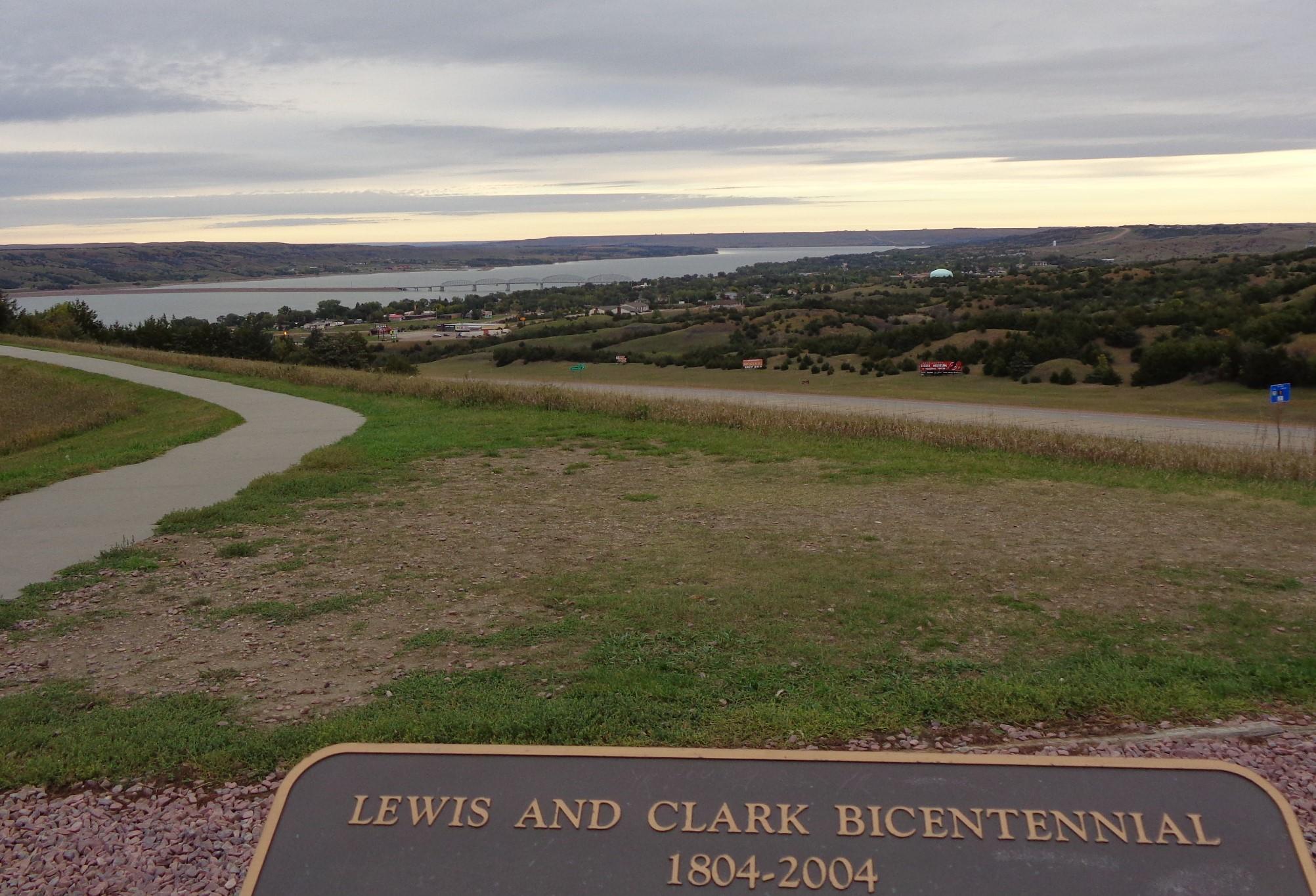 Road 01 - Lewis & Clark