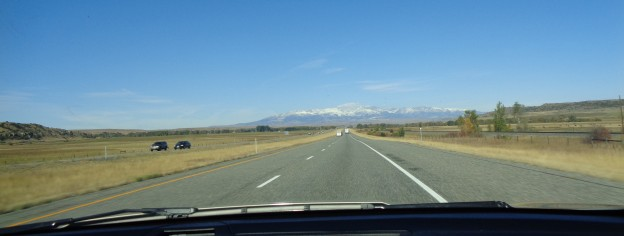 Road 02 - MT Mountains