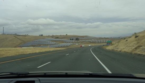 Road 09 - Solar Field