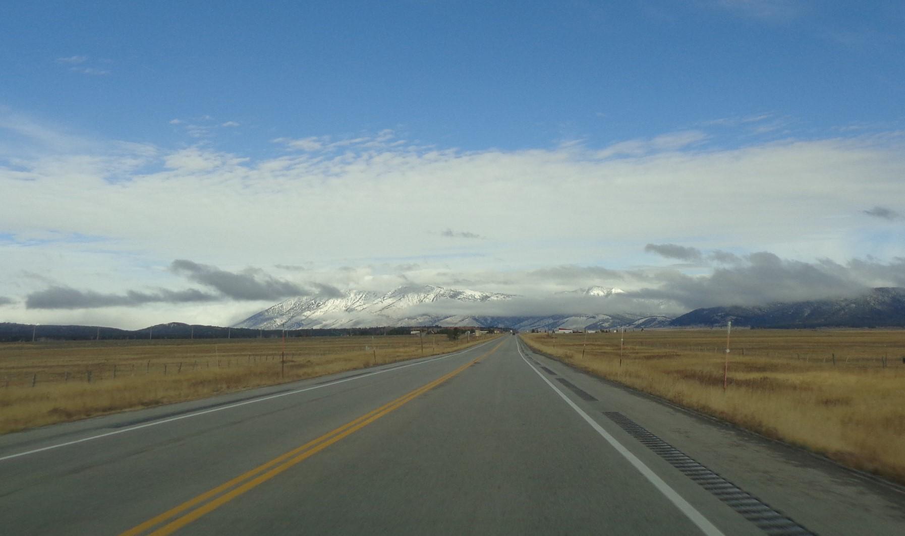 Road 10 - Yellowstone
