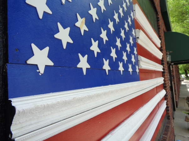 Wall - Flag